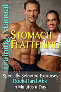 Stomach Flattening Training Manual by Doug Setter
