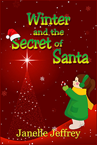 Winter and the Secret of Santa by Janelle Jeffrey